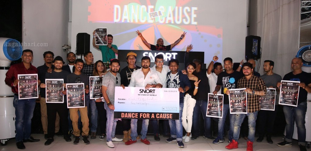 Dance for a Cause - SNORT