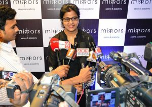 Mirrors Event - PR Management by 3 MARK SERVICES