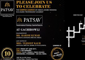 Patsav Event - PR Management by 3 MARK SERVICES