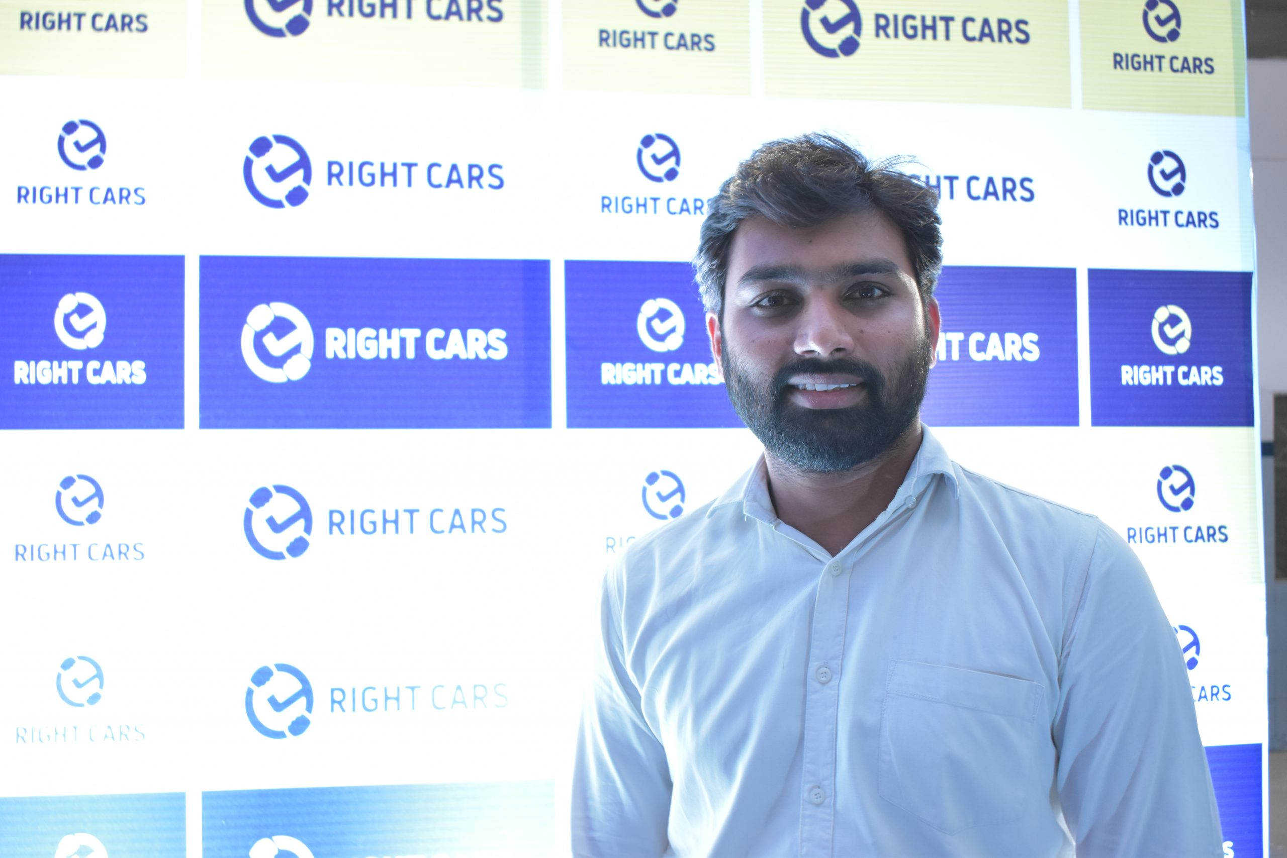 Mr. Manideep Chowdary, Managing Director, Right Cars.
